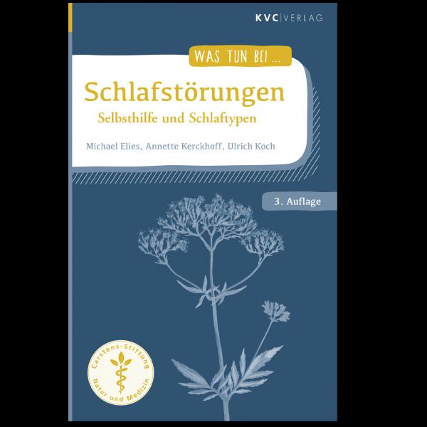 KVC Verlag – Was tun bei… Schlafstörungen 3. Auflage