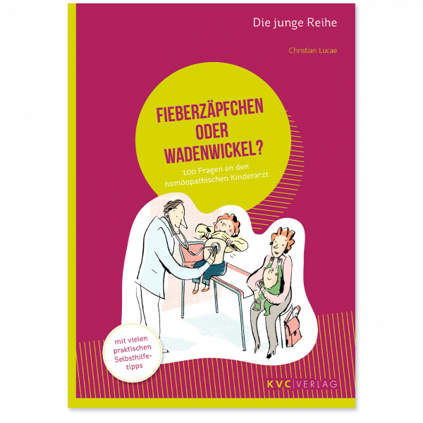 KVC Verlag – Fieberzäpfchen oder Wadenwickel?