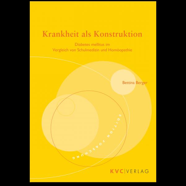 KVC Verlag – Krankheit als Konstruktion