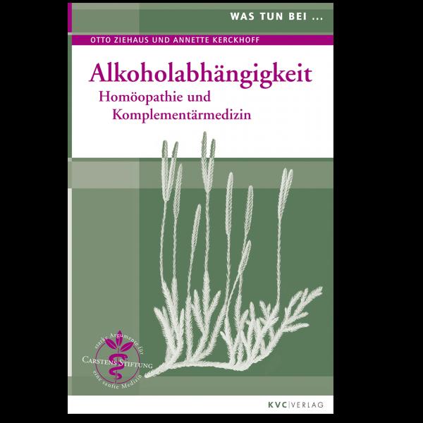 KVC Verlag – Was tun bei Alkoholabhängigkeit