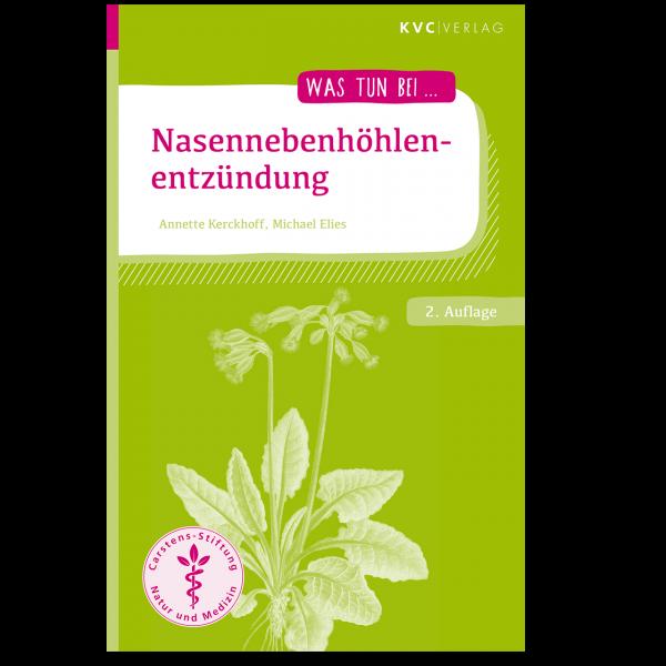 KVC Verlag – Was tun bei Nasennebenhöhlenentzündung