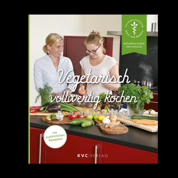 KVC Verlag – Vegetarisch vollwertig kochen