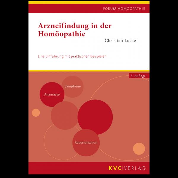 KVC Verlag – Arzneifindung in der Homöopathie