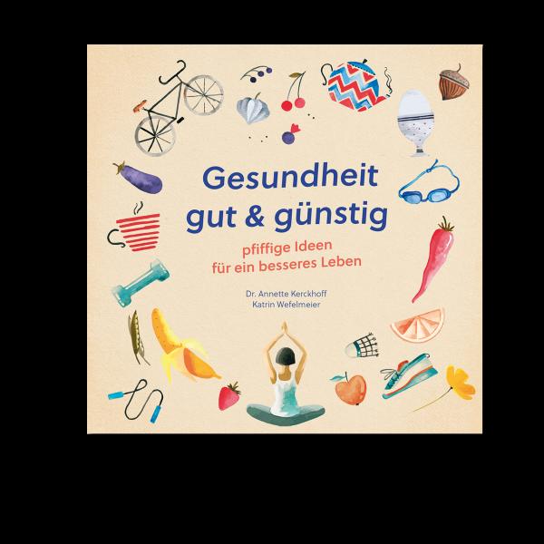 KVC Verlag – Gesundheit gut und günstig
