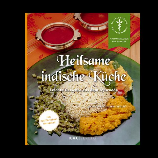 KVC Verlag – Heilsame indische Küche