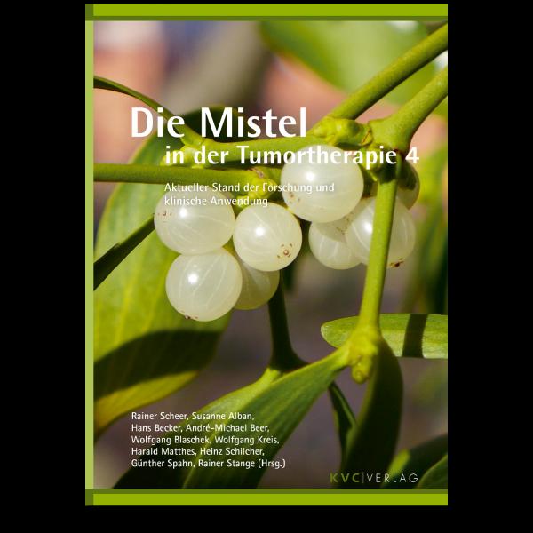 KVC Verlag – Die Mistel in der Tumortherapie 4