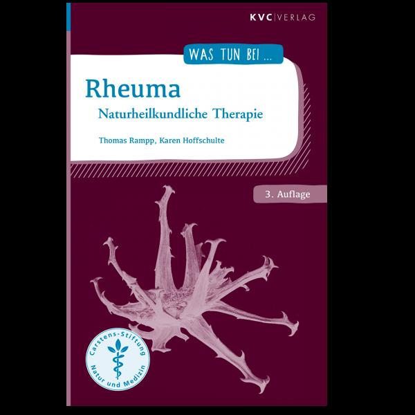 KVC Verlag – Was tun bei Rheuma