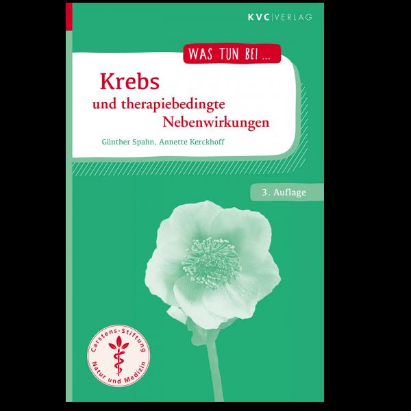 KVC Verlag – Was tun bei Krebs und therapiebedingte Nebenwirkungen