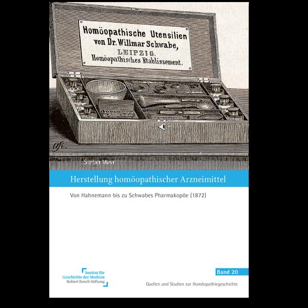 KVC Verlag – Herstellung von homöopathischen Heilmitteln