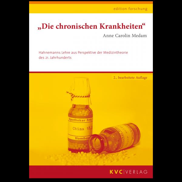 """KVC Verlag – """"Die chronischen Krankheiten"""""""