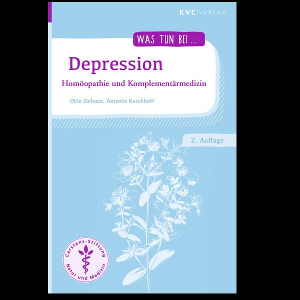 KVC Verlag – Was tun bei Depression