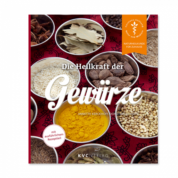 KVC Verlag – Die Heilkraft der Gewürze