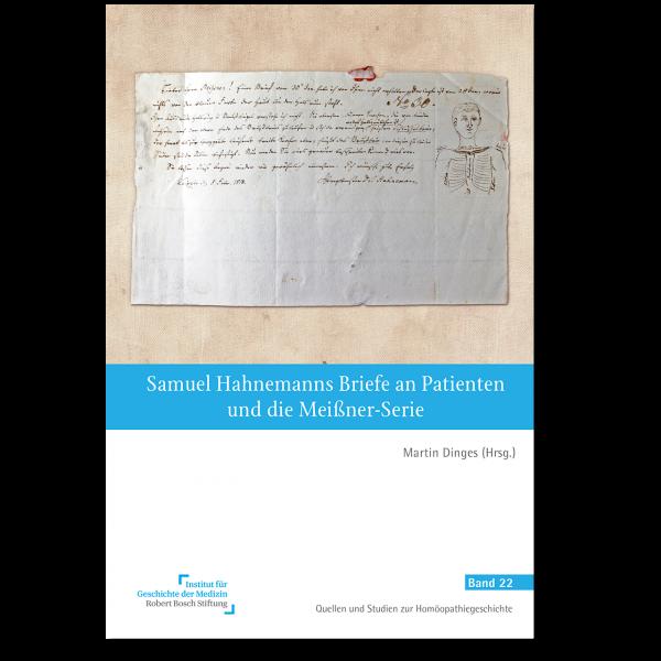 KVC Verlag – Hahnemanns Briefe