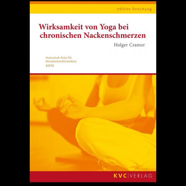 KVC Verlag – Wirksamkeit von Yoga bei chronischen Nackenschmerzen