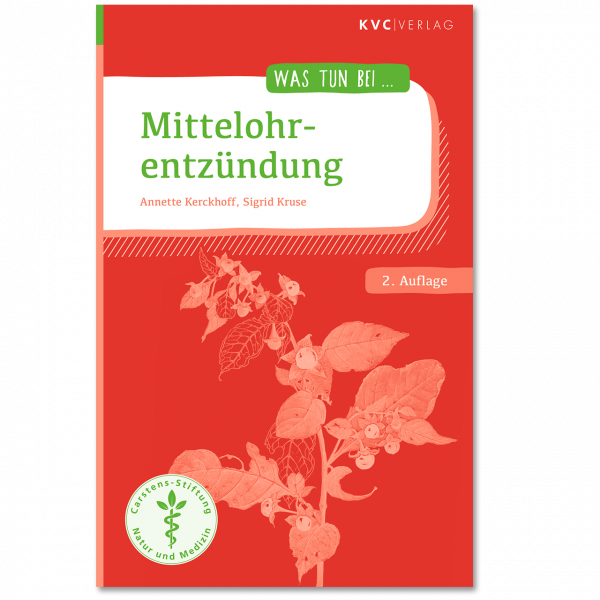 KVC Verlag – Was tun bei Mittelohrentzündung