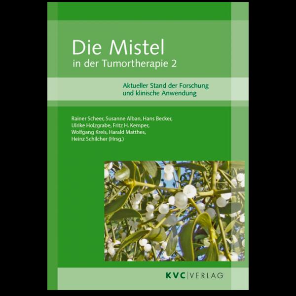 KVC Verlag – Die Mistel in der Tumortherapie 2