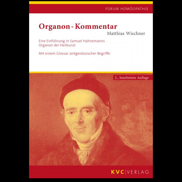 KVC Verlag – Organon - Kommentar