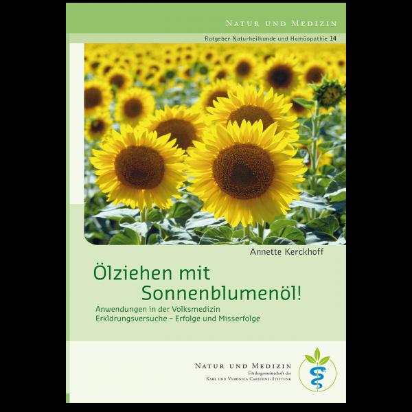 Ölziehen mit Sonnenblumenöl