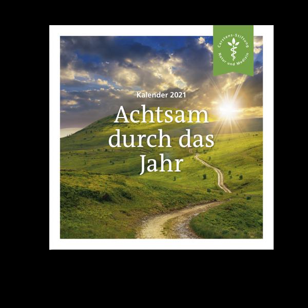 KVC Verlag – Achtsam durch das Jahr Kalender 2021