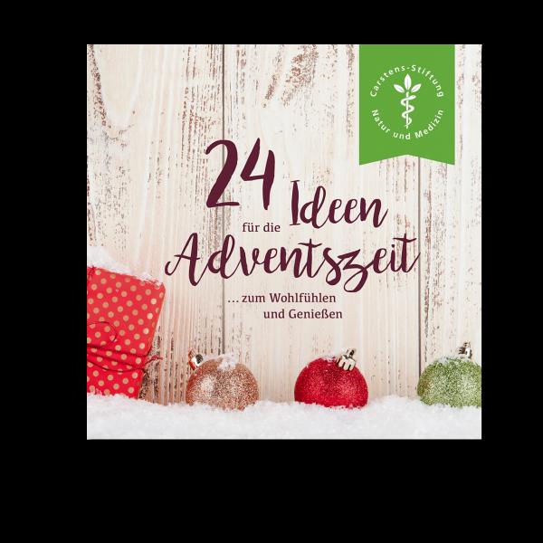 24 Ideen für die Adventszeit
