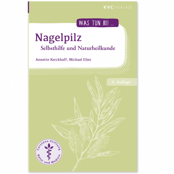 KVC Verlag – Was tun bei… Nagelpilz 2. Auflage