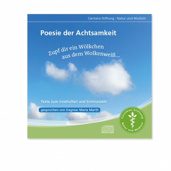 Poesie der Achtsamkeit (CD)