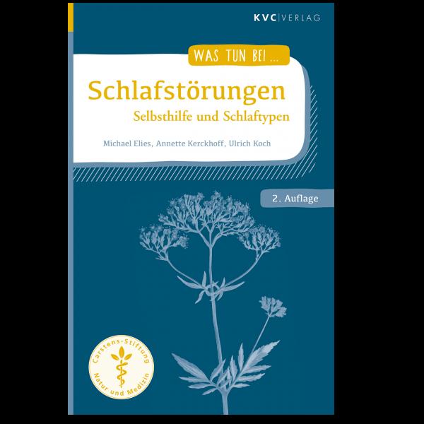 KVC Verlag – Was tun bei Schlafstörungen