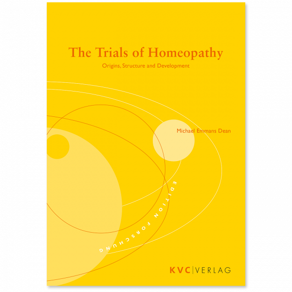 KVC Verlag – The Trials of Homeopathy