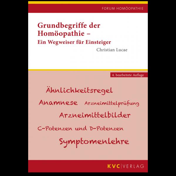KVC Verlag – Grundbegriffe der Homöopathie