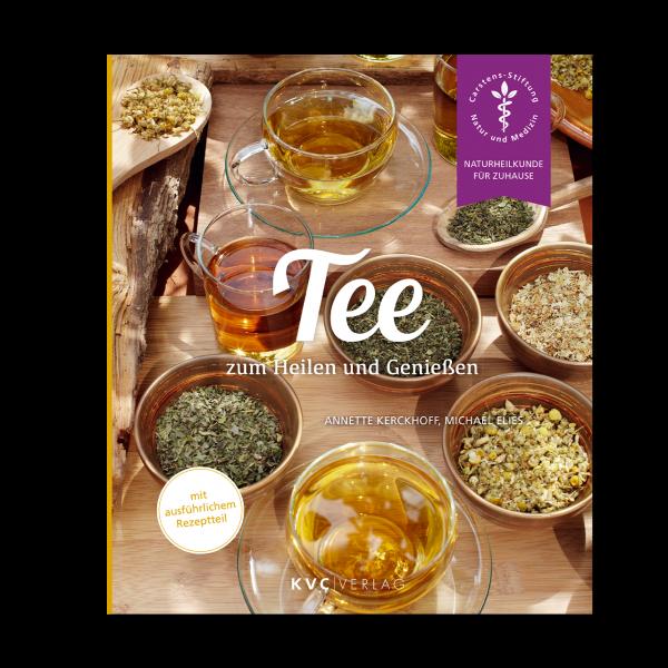 KVC Verlag – Tee Ratgeber