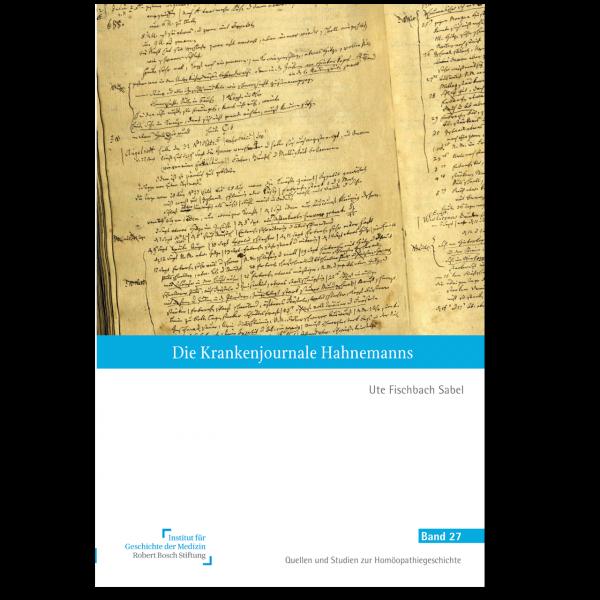 KVC Verlag – Krankenjournale Hahnemanns