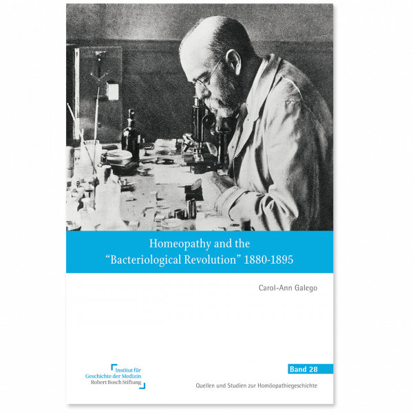 KVC Verlag — Homeopathy and the Bacteriological Revolution