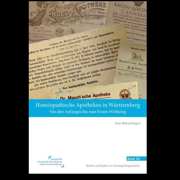 KVC Verlag — Homöopathische Apotheken in Württemberg